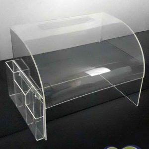 Capela (cabine) de manipulação para farmácias