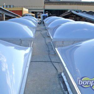 Domus produzidos para a Cutrale - Araraquara/SP
