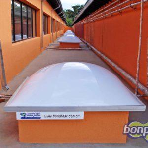 Domus produzidos para o Hospital da Unimed - Bauru/SP