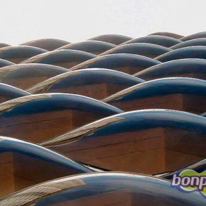 Conjunto de domus produzidos para o Shopping Diamond Mall - Belo Horizonte/MG
